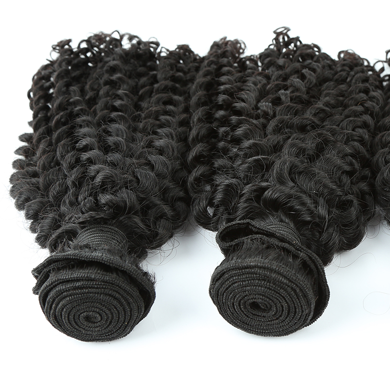 2 bundles kinky curly hair product 01