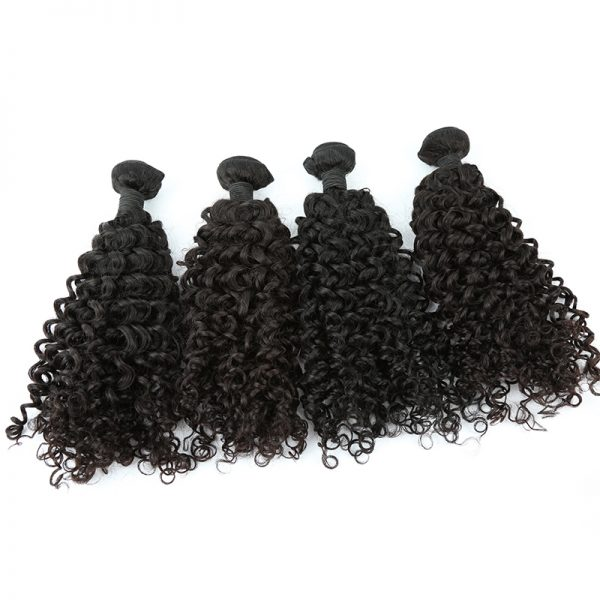 4 bundles curly hair product 01