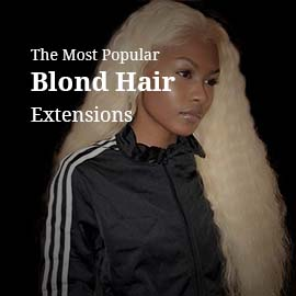 brazilian blond color hair