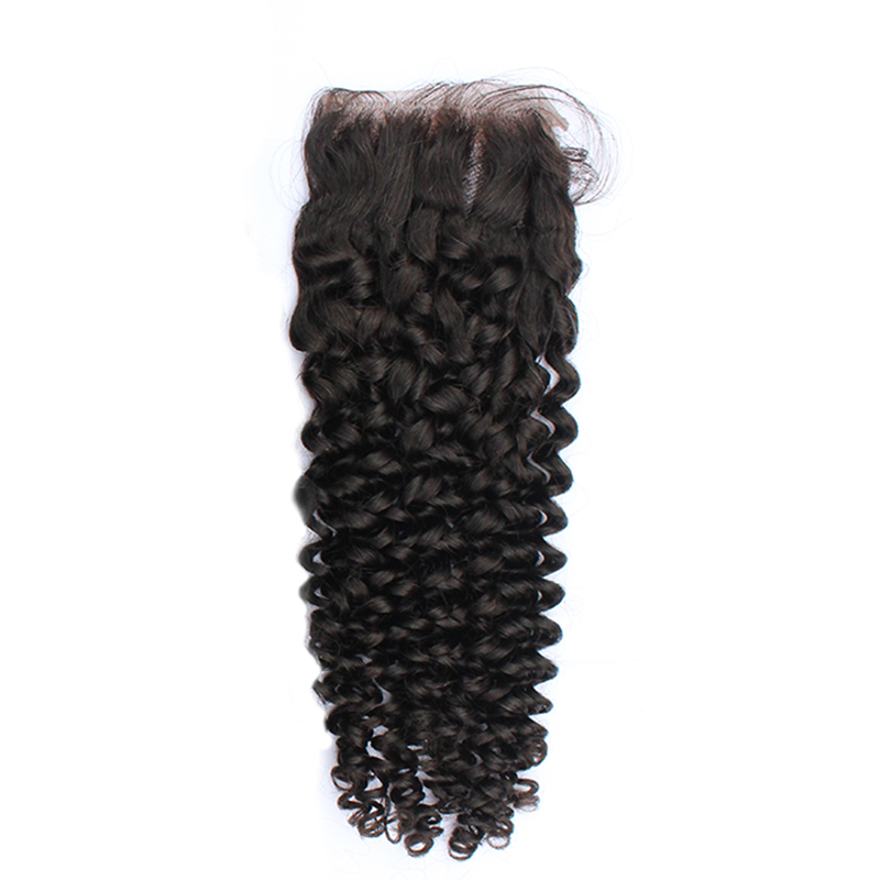 lace closure curly hair product show 01