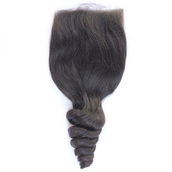 lace closure loose wave hair product show 01
