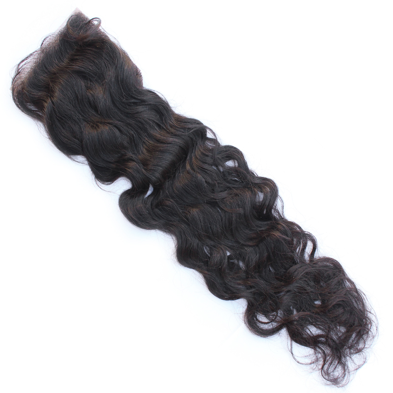 lace closure natural wave hair product show 01