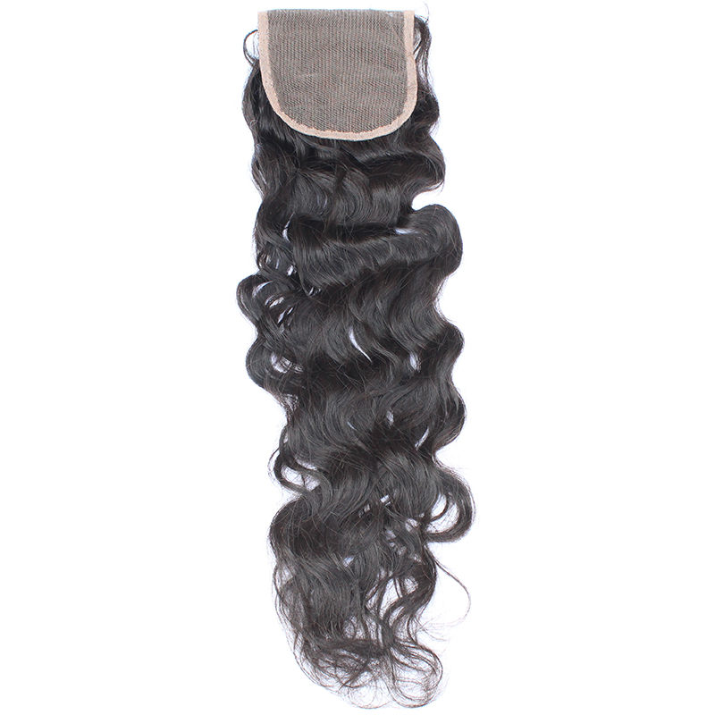 lace closure natural wave hair product show 02